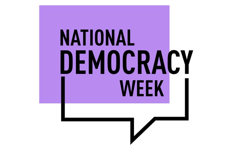 National Democracy Week